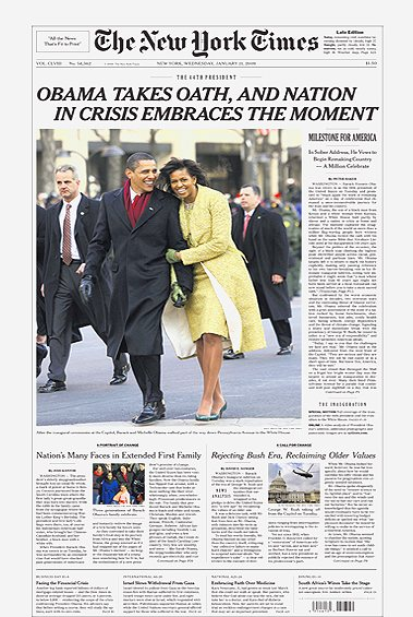 Image result for new york times obama